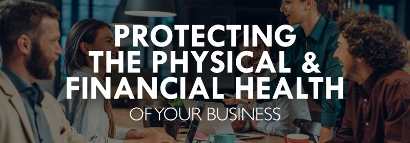 Protecting Physical & Financial Business Health - Palladium Insurance