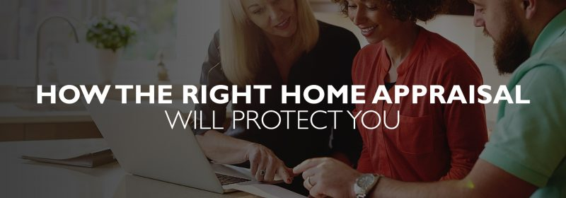 How The RIght Home Appraisal Will Protect You - Palladium Insurance
