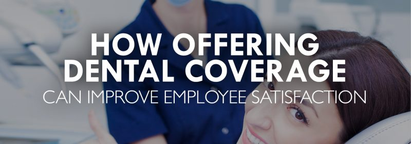 How Offering Dental Coverage Improves Employee Satisfaction - Palladium Insurance