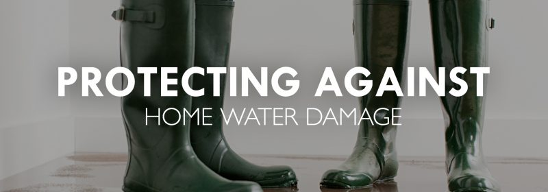 Protecting Against Home Water Damage - Palladium Insurance